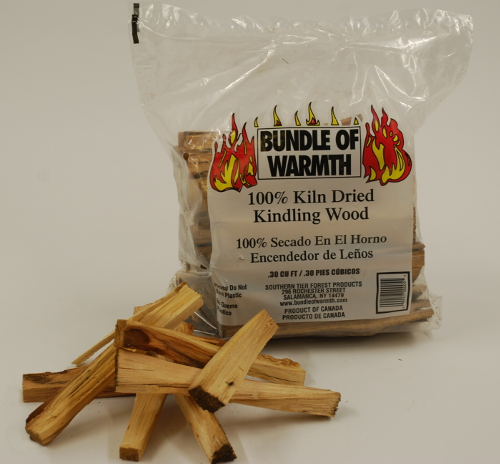 bagged kindling